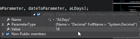 Entity Framework Is Rounding My Decimals